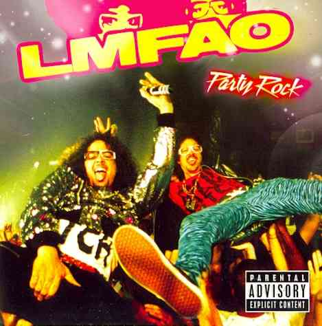 PARTY ROCK BY LMFAO (CD)