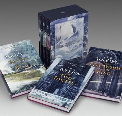 The Lord of the Rings by Tolkien, J. R. R./ Lee, Alan [Boxed Set] [3 Units]